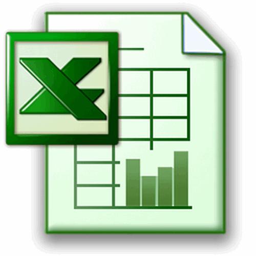 Excel icon gif