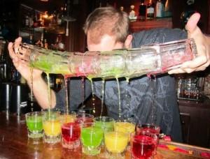 Обучение барменов в новосибирске